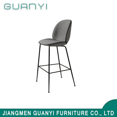 2019 Modern Metal Black Restaurant Hotel Furniture Bar Stools