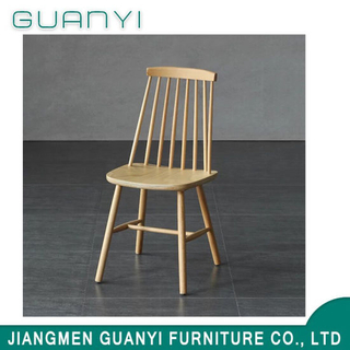 2019 Modern Simple Exquisite Wooden Frame Home Furniture Hotel Chair