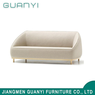 2019 Modern Wooden Furnirure Hotel Two Seats Sofa
