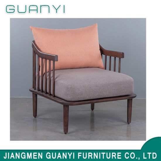 2019 Modern New Wooden Furniture Hotel Sofa Sets