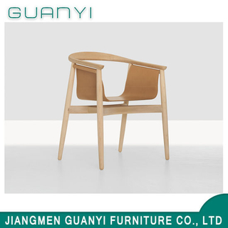 Unique Design America Ash Wood Dining Furniture Restaurant Chair