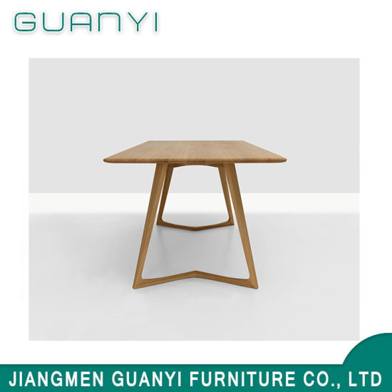 2019 Modern Wooden Furniture Dining Sets Office Table