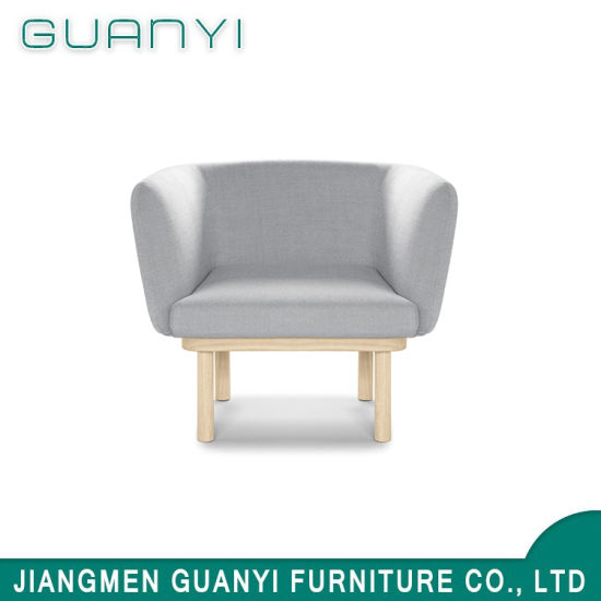 2019 Modern Wooden Furniture New Hotel Sofa