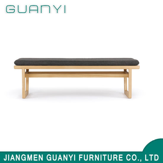 Modern Stylish Soild Ash Wood Furniture Comfort Benches