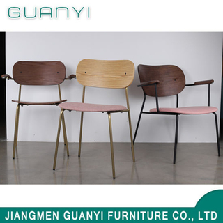 Modern New Metal Home Furniture Dining Room Chair