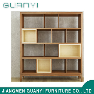 2019 Modern Wooden Office Furniture House Bookcase
