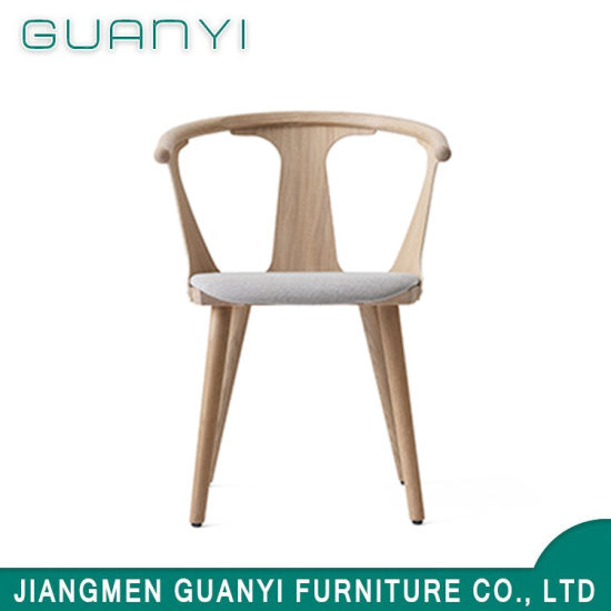 2019 Modern Simply Wooden Furniture Restaurant Dining Chair