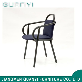 Modern Living Room Metal Commercial Hotel Leisure Chair