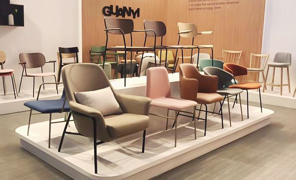 Guanyi furniture Co., Ltd is a furniture manufacturer located in Jiangmen city of Guangdong province.