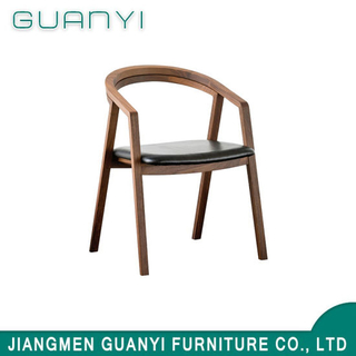 Modern Ash Wood Comfortable Seat Dining Chair