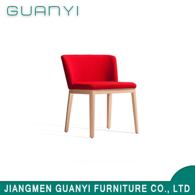 Modern Dining Room Furniture Hotel Soft Fabric Chair