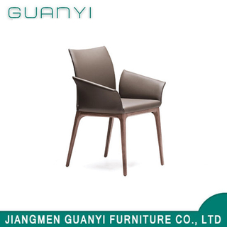 Modern Hotel Living Room Ash Wood Dining Chair