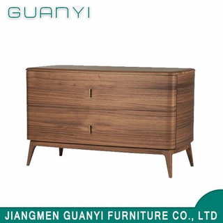 2018 Modern Two Drawer Wooden Furniture Living Room Carbinet