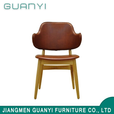 Arm Dining Room Chairs PU Modern