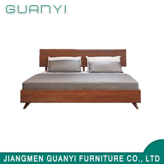 Wooden Solid Large Bed