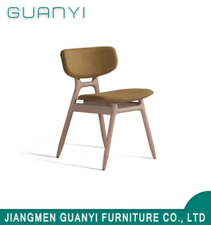 New Modern Upholstery Wooden Furniture Dining Chair