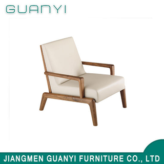 2019 Modern New Wooden Hotel Furniture Leisure Armchair