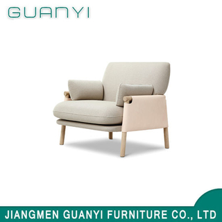 2019 Modern Wooden Furniture Single Hotel Sofa Sets