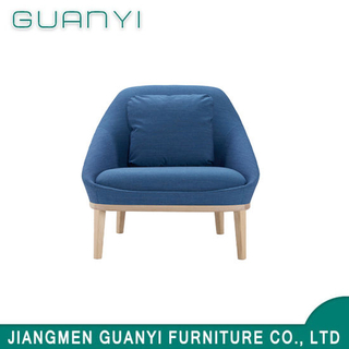 2019 Modern Wooden furniture Single Hotel Sofa