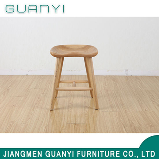 2019 Modern Wooden Furniture Kitchen Cafe Stool